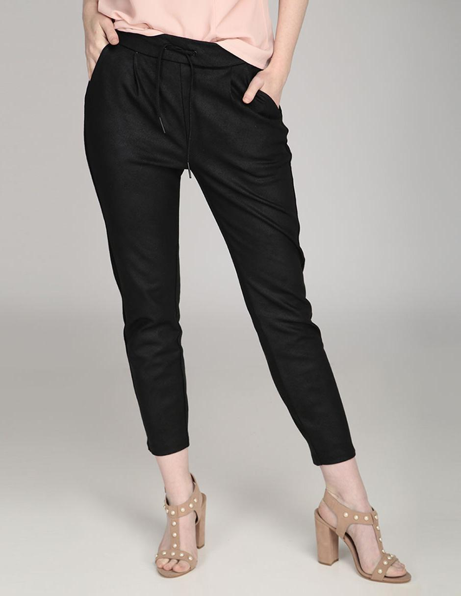 détaillant en ligne 8d378 3ade4 Pantalón Vero Moda corte slim negro